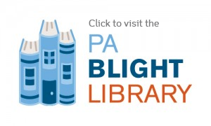 Visit the Blight and Land Banks PA Blight Library