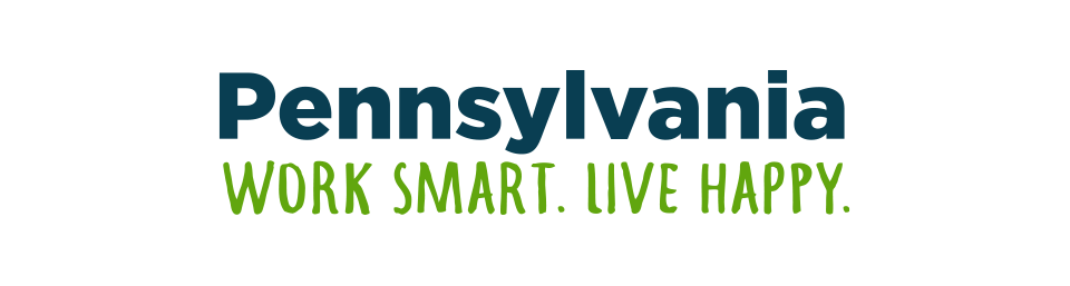 Pennsylvania. Work Smart. Live Happy.
