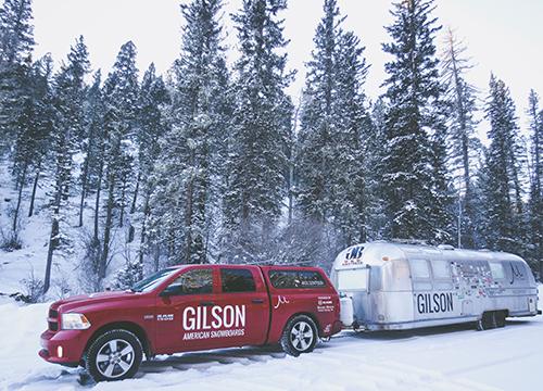 Gilson Snowboard