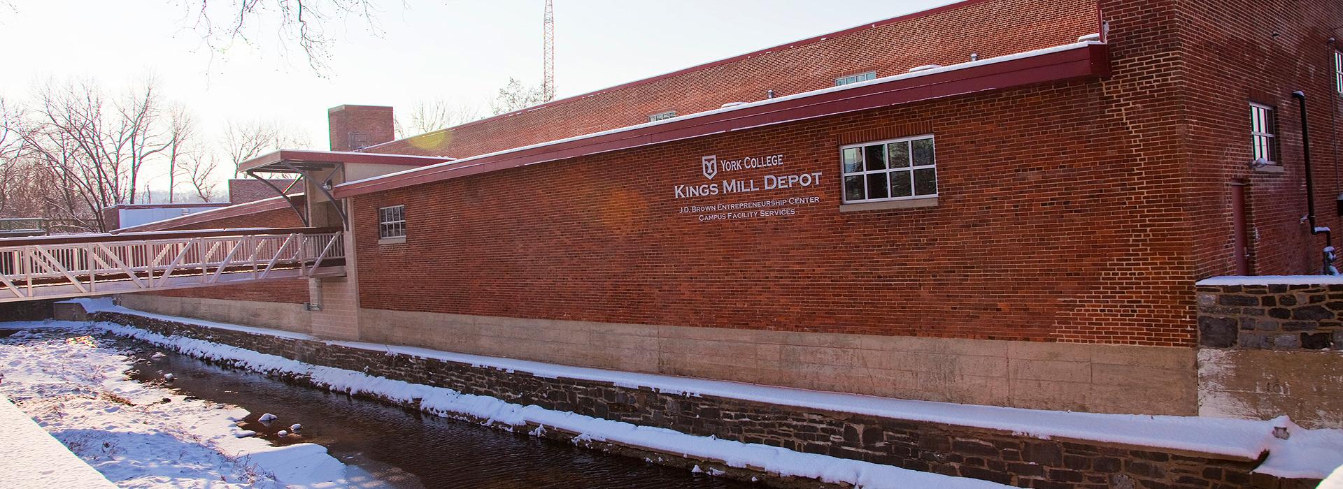 Kings Mill Depot