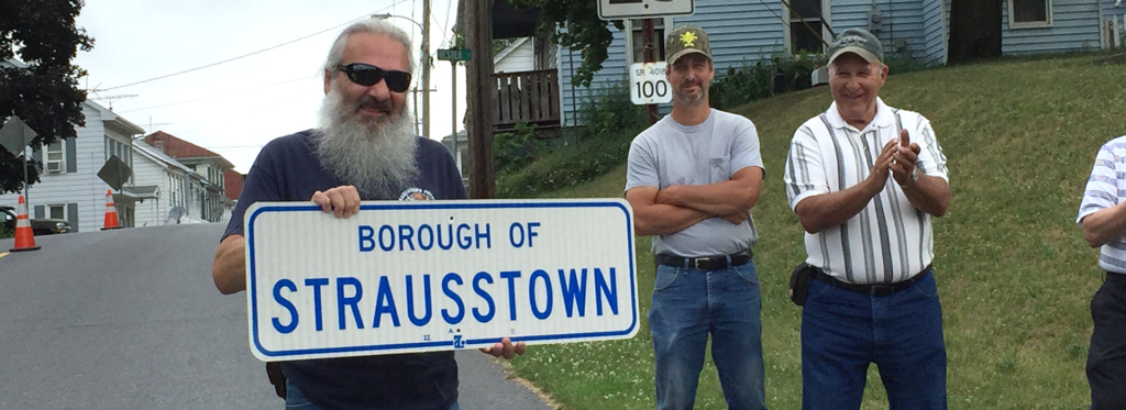 Borough of Strausstown