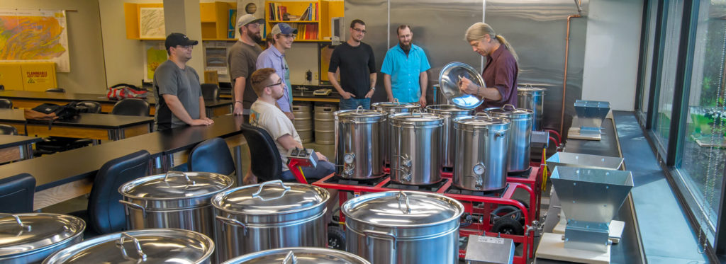 Penn State College Brewing photo
