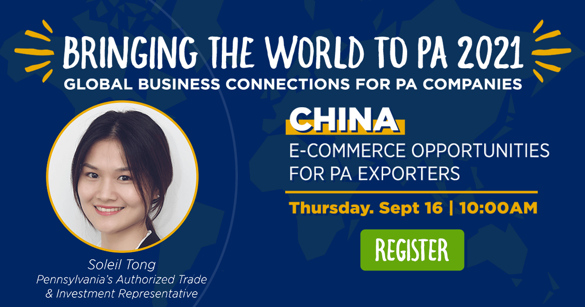 China: E-Commerce Opportunities