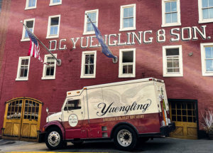 Yuengling Truck and Distillery