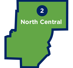 Northcentral Region